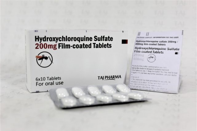 Hydroxychloroquine Sulphate Tablets 200mg