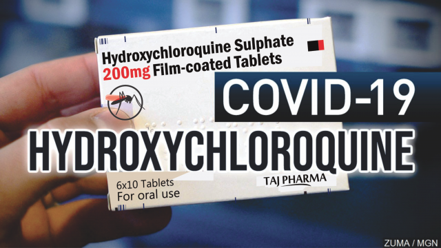 Hydroxychloroquine Sulphate Tablets USP 200mg