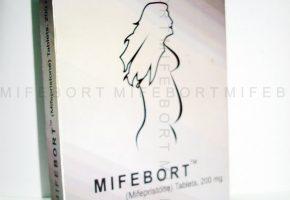 Mifepristone Tablets IP 200mg (Mifebort) Taj Pharma