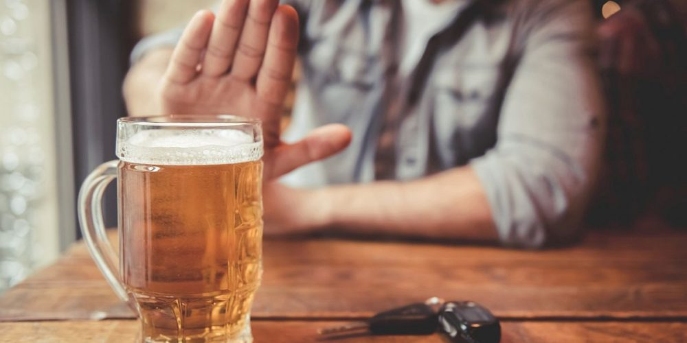 What Alcohol Does to a Stressed-Out Brain