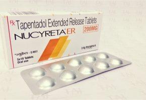 Tapentadol Extended Release Tablets IP 200mg (Nucyreta) Taj Pharma