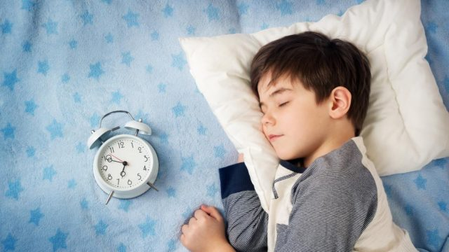 Insufficient sleep raises type 2 diabetes risk in children