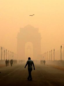 What the toxic air did to Delhites