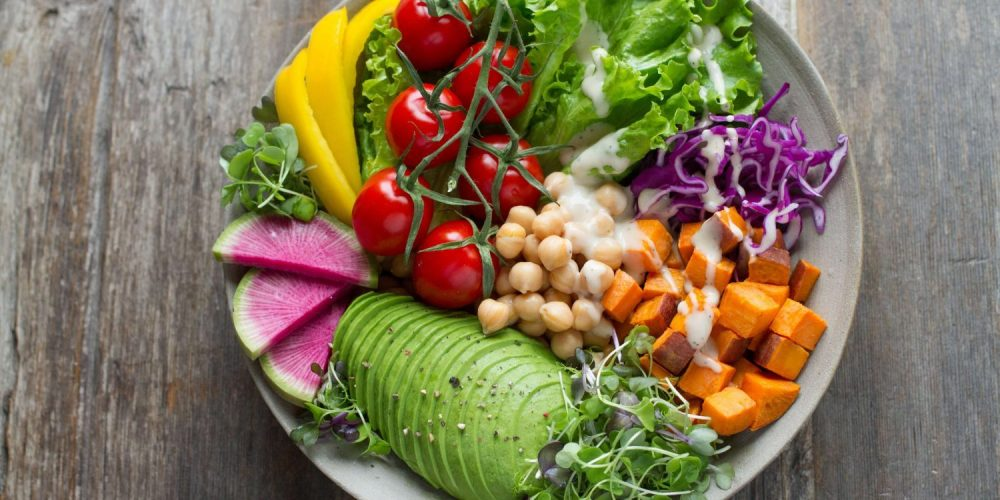 Vegetarian diet more effective for weight loss and metabolism