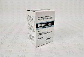 Etoposide Capsule IP 50mg Taj Pharma