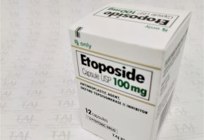 Etoposide Capsule IP 50mg Taj Pharma