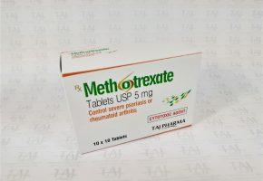 Methotrexate Tablets IP 5mg (Imutaj) Taj Pharma