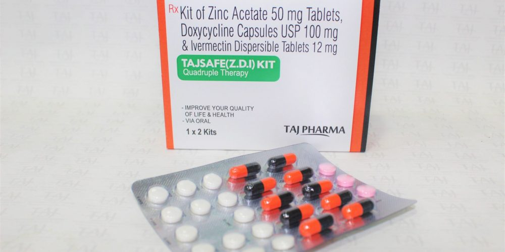 Taj Pharma develops effective Triple Therapy to treat COVID-19